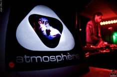 ATMOSPHERE PROJECT – BRIAN « FOOTWORK » GREEN – Live performance