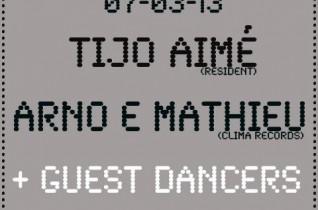 Atmosphere avec Arno E. Mathieu et Tijo Aimé
