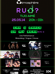 «R U HOUSE ?»: concours CAN U DANCE ON MY BEAT? Acte 2