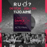 « R U HOUSE ? » concours CAN U DANCE ON MY BEAT? – Acte final