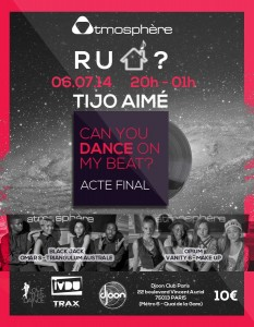 Can u Dance on my Beat? final ACT
