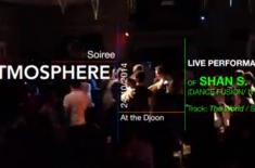 ATMOSPHERE feat Kyle Hall, Shan S, Tijo Aimé & LIVE PERFORMANCE: SHAN S. feat EJOE, HIRO, TONYZ