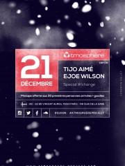 Atmosphere w/ Ejoe Wilson (Nyc), Tijo Aimé + Special X-CHANGE