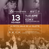 «R U House ?» w/ Tijo Aimé / Guest dancers: ICON X
