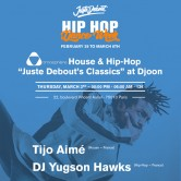 Juste Debout Hip Hop Dance Week – Atmosphere