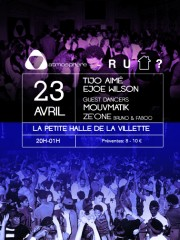 «R U House ?» w/ Tijo Aimé & Ejoe Wilson – Guest Dancers: Mouvmatik & Ze'One