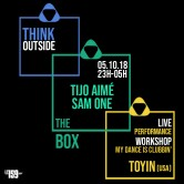 The Box ft Tijo Aimé, Sam One & Toyin (Workshop and Live Performance)